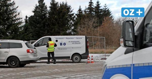 Einreise nach MV nur mit Gründen erlaubt: Kontrollen an Grenze auch unter der Woche