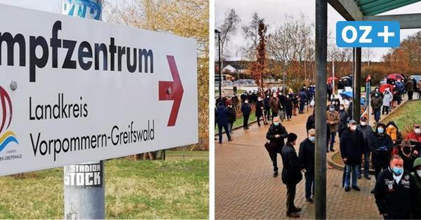 Vorbild Wismar: Jetzt wird auch in Vorpommern-Greifswald ohne Termin geimpft