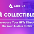 Announcing Audius Collectibles