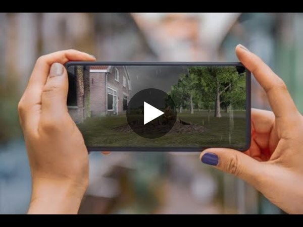 Living History AR App Brabant Remembers
