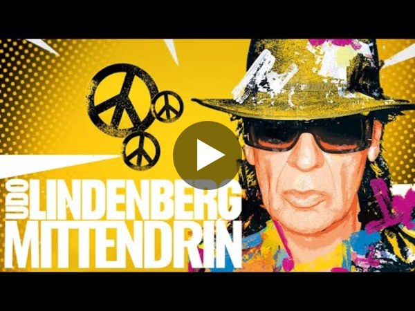 Udo Lindenberg - « Mittendrin »