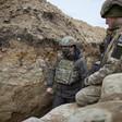 Prezydent Ukrainy odwiedził pozycje swoich wojsk w Donbasie - NaWschodzie.eu
