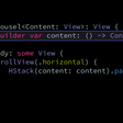 Annotating Properties With Result Builder Attributes