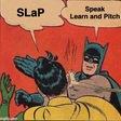 SLaP: Speak, Learn and Pitch   Thur 22nd, 6.30pm   Goodness Cafe, 228 Jervois Road, Herne Bay, Auckland