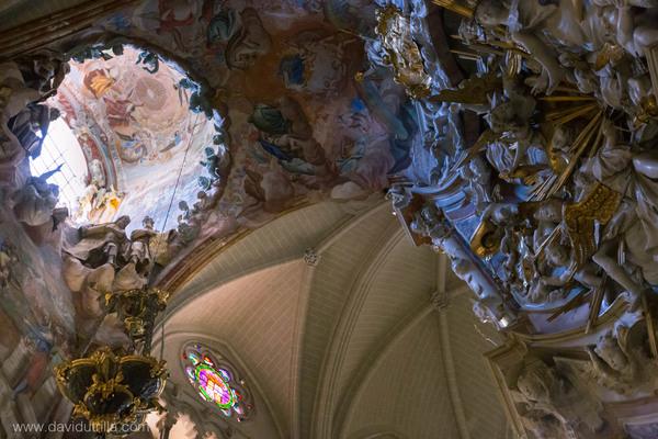 El Transparente de la Catedral de Toledo: historia y leyendas - Leyendas de Toledo