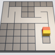 The Red-Faced Cube Puzzle