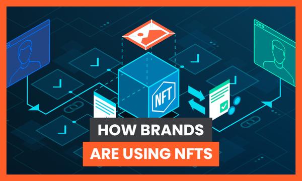 Hoe merken NFT's gebruiken