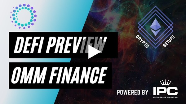 OMM Finance preview/overview - Cryptosetups Tutorial