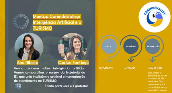 I Meetup CanindeValley: Inteligencia Artificial e o Turismo