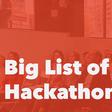 Big List of Hackathons in Australia