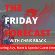 Premier League Predictions   The Friday Forecast   Special Guest Emma Sanders