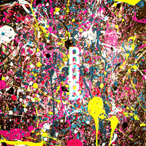 カップリング「RGB」カバーアート