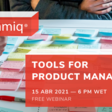 Balsamiq's webinar: Tools for Product Managers
