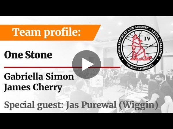 LC IV Team profile – One Stone (GB)