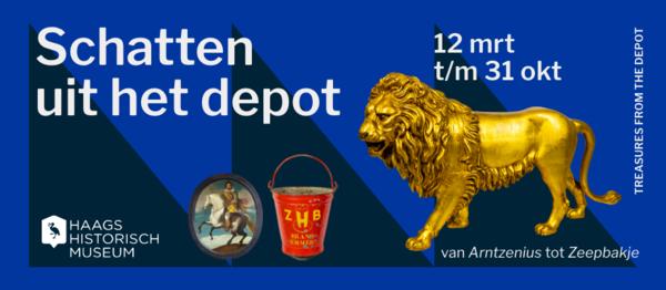 Ontdek Haagse schatten! Van Akkerman en Arntzenius tot zeepbakje | Haags Historisch Museum