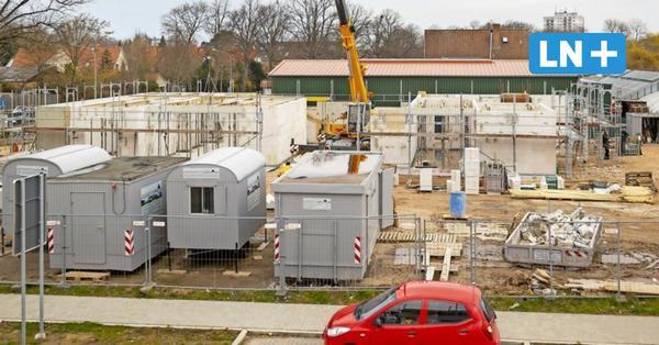 Neue Kita im Baugebiet Rothebek im April 2022 fertig