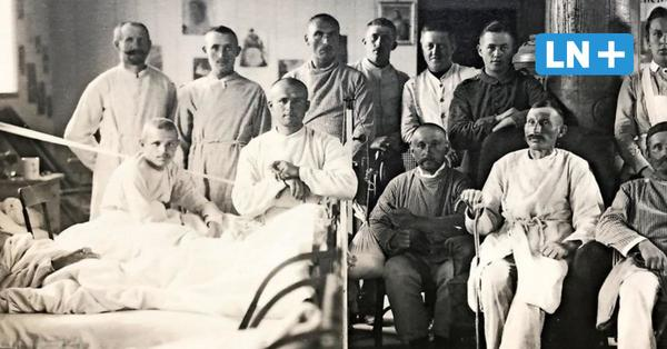Lübeck und die Spanische Grippe 1918 am Ende des Ersten Weltkriegs