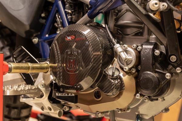 Carbon fiber and aftermarket brake lever