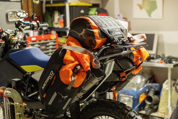 Mosko Moto Reckless 80 Orange Edition