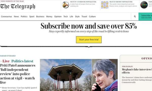 Daily Telegraph plans to link journalists' pay with article popularity | Daily Telegraph | The Guardian