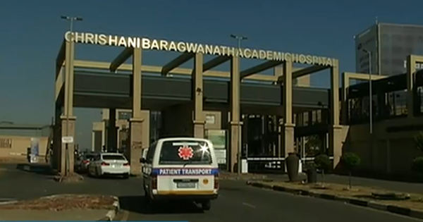 EXCLUSIVE: Bara Hospital patient's 'horror' | eNCA