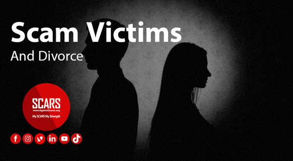 Romance Scams And Risk Of Divorce – SCARS Romance Scams Education & Support Website