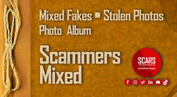 Stolen Photos Of Mixed Men/Women/Soldiers – April 2021 Part #1