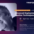Advanced Deployment Pipeline Techniques Masterclass Taster with Dave Farley - Thursday, 22 April at 1100