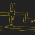 Liikennematto: tiny traffic simulator