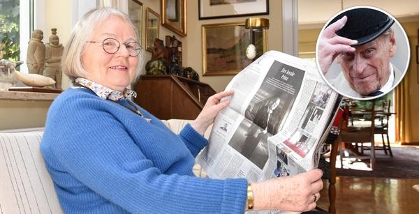 Kielerin trauert um Prinz Philip - sie verbrachte 1986 einen Abend mit ihm