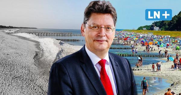 """Tourismusverband-Chef Reinhard Meyer: """"Wenn die Modellprojekte schiefgehen, haben wir alle nichts gewonnen"""""""