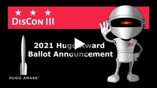 2021 Hugo Award Ballot Announcement