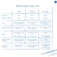 The B2B Marketplace Fundraising Napkin 2021