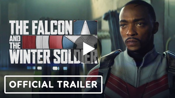 Falcon and the Winter Soldier - Official Mid-Season Trailer (2021) Anthony Mackie, Sebastian Stan