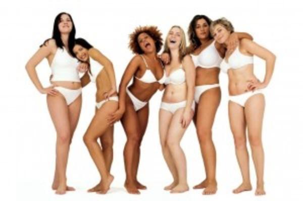 Dove's Real Women Campaign, 2013.