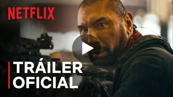 Ejército de los muertos (EN ESPAÑOL) | Tráiler oficial | Netflix