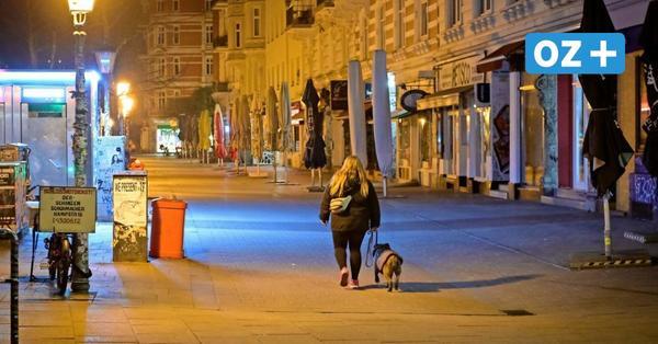 Ausgangsbeschränkung im Landkreis Rostock: Diese Ausnahmen gibt es