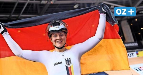 Weltmeisterin aus Dassow: So trainiert Lea Sophie Friedrich unter Corona-Bedingungen