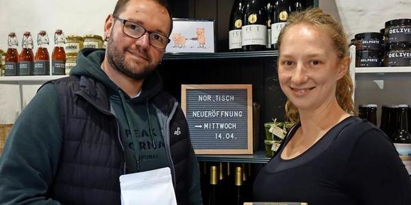 Café Südwest in Stralsund: Gastronomen planen Laden in der Altstadt