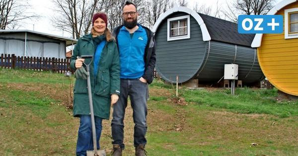 Ostsee-Camping in Niendorf: Generationswechsel auf dem Platz