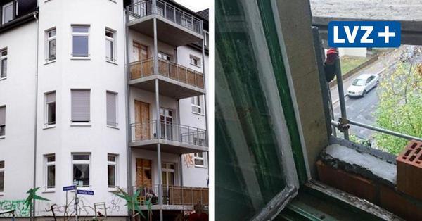 Eingestürzte Wände, zugemauerte Fenster: Wie ein Vermieter eine Hausgemeinschaft schikaniert