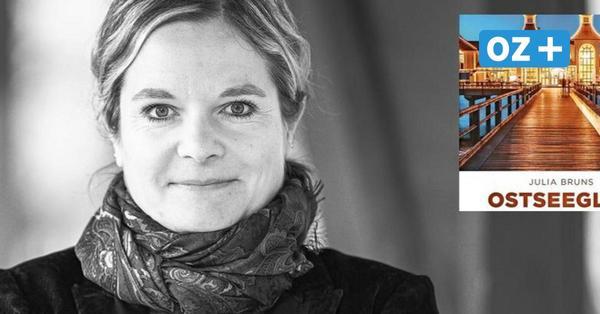 """Autorin Julia Bruns über ihre Ostsee-Krimis: """"Blutig und brutal kann ich nicht"""""""