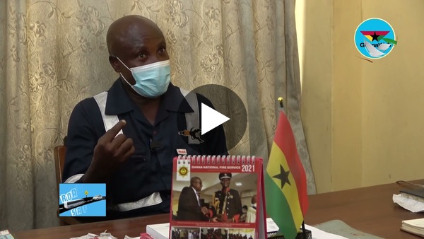 GhanaWeb Road Safety: How Fire Service is saving Ghanaians from perishing in road accidents