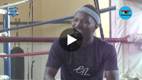Sports Check with Joseph 'King Kong' Agbeko