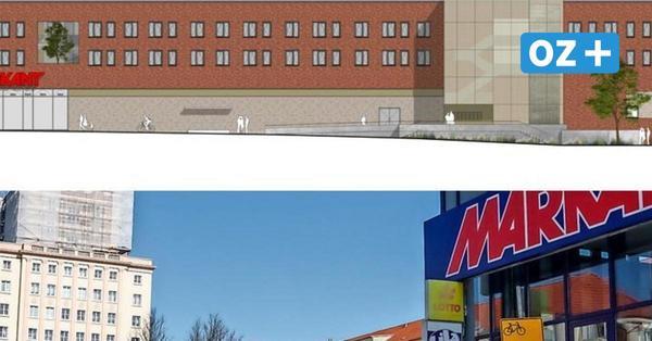 Markant-Markt in Wismar-Wendorf schließt – Neubau soll auch 22 Wohnungen bieten