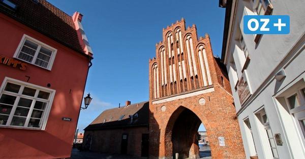 Nach Aus für Club Maritim: Wismar sucht Nutzung für das Wassertor