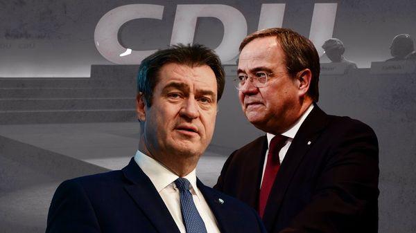 Laschet vs. Söder: Was steht für die Kanzlerkandidaten von CDU und CSU auf dem Spiel?