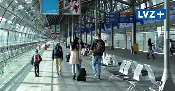 Flughafen Leipzig/Halle: Finanzvorstand Ingo Ludwig ist trotz Corona-Krise zuversichtlich