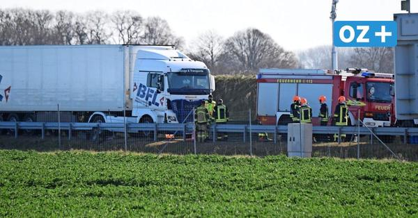 Unfall: Deshalb war der Rügenzubringer heute voll gesperrt