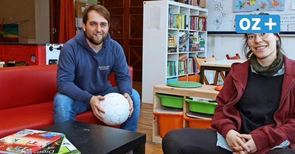 Rostocker Sozialarbeiter bleiben ansprechbar: So geht Jugendarbeit auch in der Pandemie